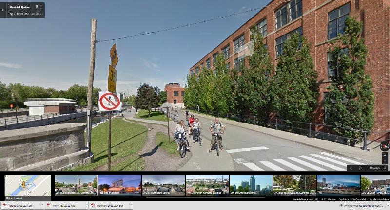 Payer Contravention Montréal >> Am Eacute Lioration Des Infrastructures Cyclables A
